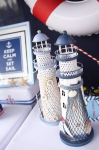 Nautical Themed Party via Kara's Party Ideas | Kara'sPartyIdeas.com #Nautical #Boat #Sailor #Party #Idea #Supplies (27)