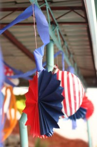 Nautical Themed Party via Kara's Party Ideas | Kara'sPartyIdeas.com #Nautical #Boat #Sailor #Party #Idea #Supplies (9)