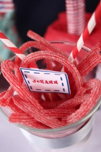 Nautical Themed Party via Kara's Party Ideas | Kara'sPartyIdeas.com #Nautical #Boat #Sailor #Party #Idea #Supplies (7)