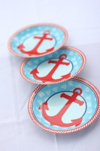 Nautical Themed Party via Kara's Party Ideas | Kara'sPartyIdeas.com #Nautical #Boat #Sailor #Party #Idea #Supplies (4)