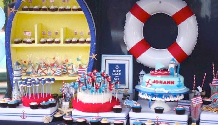 kara u0026 39 s party ideas nautical party planning ideas supplies