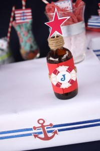 Nautical Themed Party via Kara's Party Ideas | Kara'sPartyIdeas.com #Nautical #Boat #Sailor #Party #Idea #Supplies (32)
