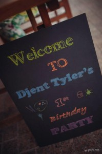 Pantone Art Birthday Party via Kara's Party Ideas | Kara'sPartyIdeas.com #Art #Party #Ideas #Supplies (45)