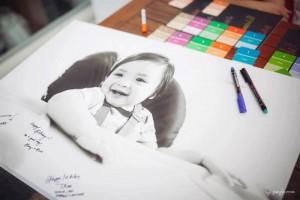Pantone Art Birthday Party via Kara's Party Ideas | Kara'sPartyIdeas.com #Art #Party #Ideas #Supplies (22)