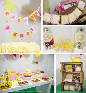 #planning #decorations #girl #BabyShower #idea (1)