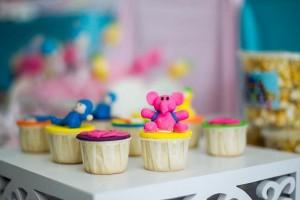 Girly Pocoyo Party via Kara's Party Ideas | Kara'sPartyIdeas.com #Girly #Pocoyo #Party #Planning #Idea #Decorations (7)