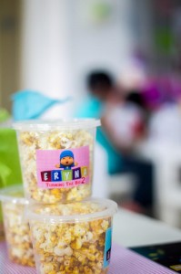 Girly Pocoyo Party via Kara's Party Ideas | Kara'sPartyIdeas.com #Girly #Pocoyo #Party #Planning #Idea #Decorations (4)