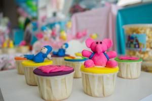 Girly Pocoyo Party via Kara's Party Ideas | Kara'sPartyIdeas.com #Girly #Pocoyo #Party #Planning #Idea #Decorations (3)