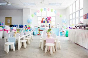 Girly Pocoyo Party via Kara's Party Ideas | Kara'sPartyIdeas.com #Girly #Pocoyo #Party #Planning #Idea #Decorations (30)