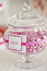 #pink #party #idea #girl #1st #deorations (10)