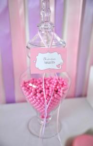 Princess Party via Kara's Party Ideas #decorations #cake #idea #castle #DressUp (28)