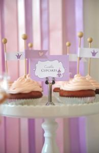Princess Party via Kara's Party Ideas #decorations #cake #idea #castle #DressUp (20)