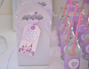 Princess Party via Kara's Party Ideas #decorations #cake #idea #castle #DressUp (18)