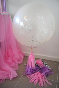 Princess Party via Kara's Party Ideas #decorations #cake #idea #castle #DressUp (13)