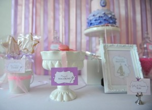 Princess Party via Kara's Party Ideas #decorations #cake #idea #castle #DressUp (35)