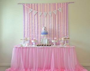 Princess Party via Kara's Party Ideas #decorations #cake #idea #castle #DressUp (33)