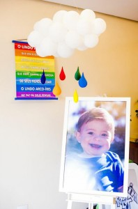 Rainbow Birthday Party via Kara's Party Ideas | Kara'sPartyIdeas.com #Rainbow #Party #Ideas #Birthday #Planning #Supplies (31)