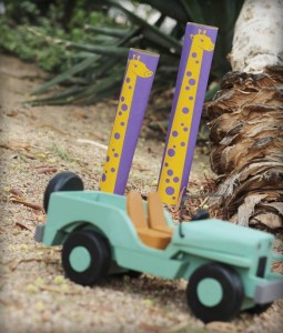 Upcycled Safari Party via Kara's Party Ideas | Kara'sPartyIdeas.com #Jungle #Party #Idea #Upcycled #Boy #Girl (9)
