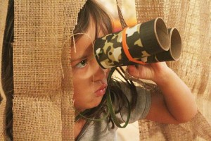 Upcycled Safari Party via Kara's Party Ideas | Kara'sPartyIdeas.com #Jungle #Party #Idea #Upcycled #Boy #Girl (4)