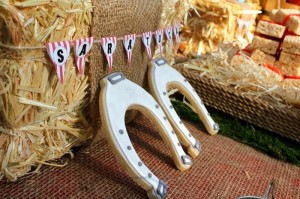Saratoga Horse Racetrack Party via Kara's Party Ideas | Kara'sPartyIdeas.com #Racetrack #Party #Planning #idea #decorations (19)