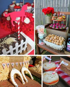 Saratoga Horse Racetrack Party with SO MANY GREAT IDEAS via Kara's Party Ideas | Kara'sPartyIdeas.com #Racetrack #Party #Planning #idea #decorations (1)
