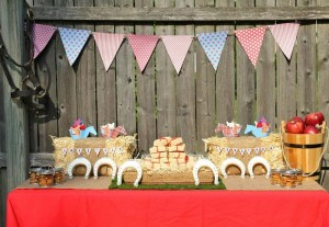 Saratoga Horse Racetrack Party via Kara's Party Ideas | Kara'sPartyIdeas.com #Racetrack #Party #Planning #idea #decorations (36)