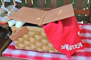 Saratoga Horse Racetrack Party via Kara's Party Ideas | Kara'sPartyIdeas.com #Racetrack #Party #Planning #idea #decorations (8)