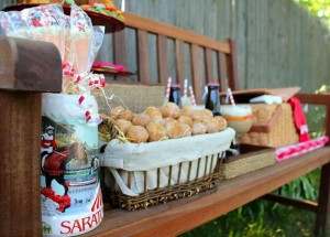 Saratoga Horse Racetrack Party via Kara's Party Ideas | Kara'sPartyIdeas.com #Racetrack #Party #Planning #idea #decorations (5)