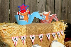 Saratoga Horse Racetrack Party via Kara's Party Ideas | Kara'sPartyIdeas.com #Racetrack #Party #Planning #idea #decorations (2)