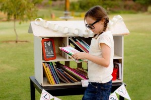 Back to School Book Exchange Party via Kara's Party Ideas | Kara'sPartyIdeas.com #BackToSchool #Teacher #Party #Ideas (2)