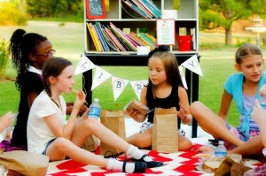 Back to School Book Exchange Party via Kara's Party Ideas | Kara'sPartyIdeas.com #BackToSchool #Teacher #Party #Ideas (21)
