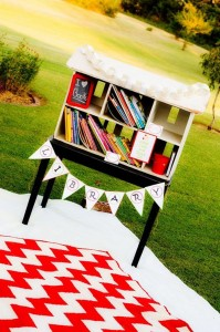 Back to School Book Exchange Party via Kara's Party Ideas | Kara'sPartyIdeas.com #BackToSchool #Teacher #Party #Ideas (18)