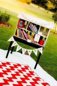 Back to School Book Exchange Party via Kara's Party Ideas | Kara'sPartyIdeas.com #BackToSchool #Teacher #Party #Ideas (18)