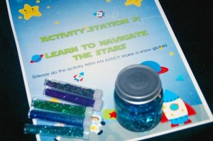 Space Cadet Party via Kara's Party Ideas | Kara'sPartyIdeas.com #Space #Rocket #party #ideas #boy (15)