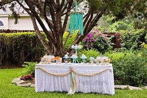Spanish Beach Party via Kara's Party Ideas | Kara'sPartyIdeas.com #Beach #Spain #Party #Idea #Decorations #Supplies (15)