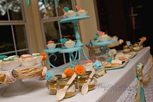 Spanish Beach Party via Kara's Party Ideas | Kara'sPartyIdeas.com #Beach #Spain #Party #Idea #Decorations #Supplies (7)