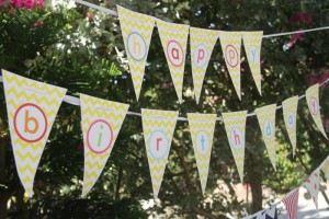 Sponge Bob Birthday Party via Kara's Party Ideas #decorations #idea (3)
