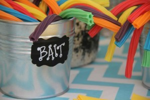 Sponge Bob Birthday Party via Kara's Party Ideas #decorations #idea (13)