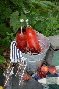Summer Picnic Party via Kara's Party Ideas #summer #picnic #party #planning #idea #supplies (62)