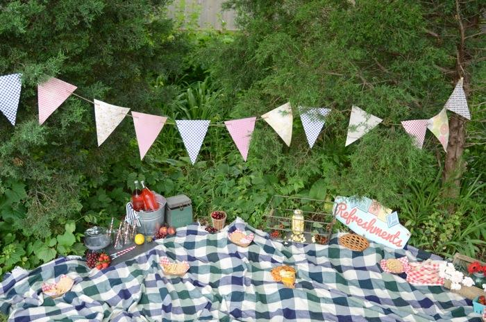 Kara s party ideas summer picnic via karaspartyideas