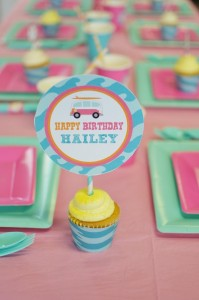 #surf #party #birthday #planning #girl #cake #decorations #ideas #idea (6)