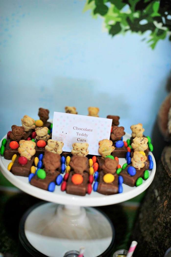 Kara S Party Ideas Teddy Bear Picnic Via Kara S Party