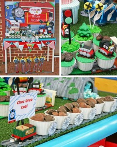 #ThomasTrain #party #planning #ideas #supplies #decorations #idea #boy (1)