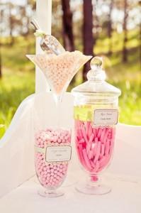 Vintage Wedding Candy Cart via Kara's Party Ideas #decorations #idea #chic ##bridal #shower (5)