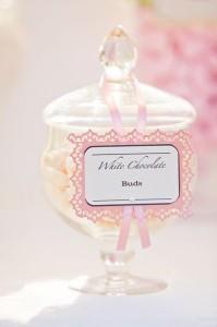 Vintage Wedding Candy Cart via Kara's Party Ideas #decorations #idea #chic ##bridal #shower (4)