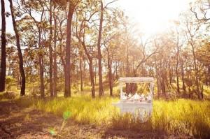Vintage Wedding Candy Cart via Kara's Party Ideas #decorations #idea #chic ##bridal #shower (3)