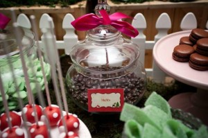 #woodland #birthday #party #decorations #Mushroom #cake #idea #planning (5)