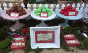 #woodland #birthday #party #decorations #Mushroom #cake #idea #planning (4)