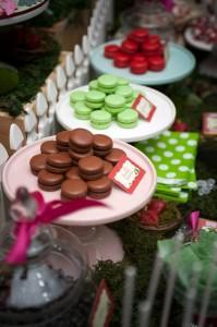 #woodland #birthday #party #decorations #Mushroom #cake #idea #planning (26)