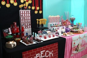 Wreck-It Ralph Party via Kara's Party Ideas | Kara'sPartyIdeas.com #WreckItRalph #Party Planning #Ideas (33)
